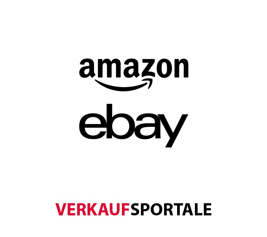 Verkaufsportale ebay amazon shopware